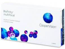 Biofinity Multifocal (3Linsen)