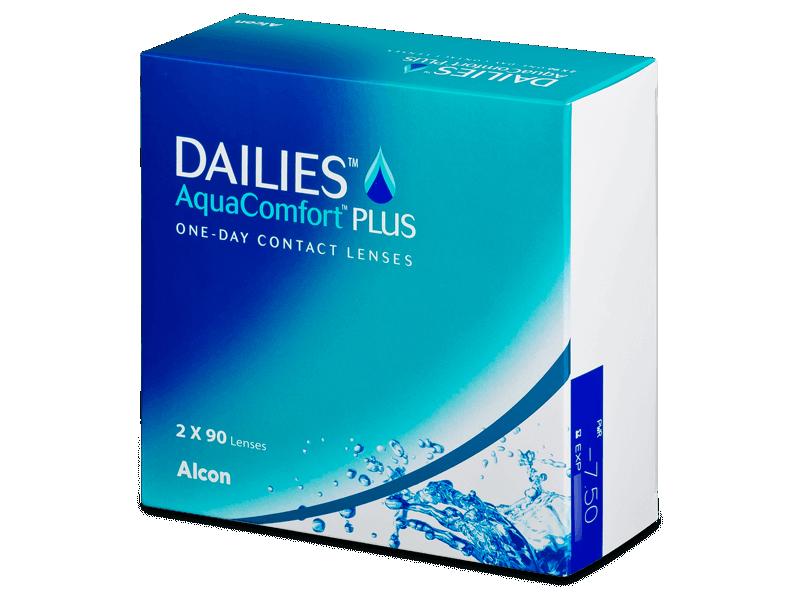 Dailies AquaComfort Plus (180Linsen)