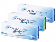 1 Day Acuvue Moist for Astigmatism (90 Linsen)