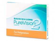 PureVision 2 for Astigmatism (3Linsen)