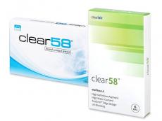 Clear 58 (6Linsen)