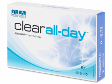 Clear All-Day (6 Linsen)