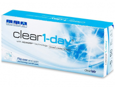 Clear 1-Day (30Linsen)