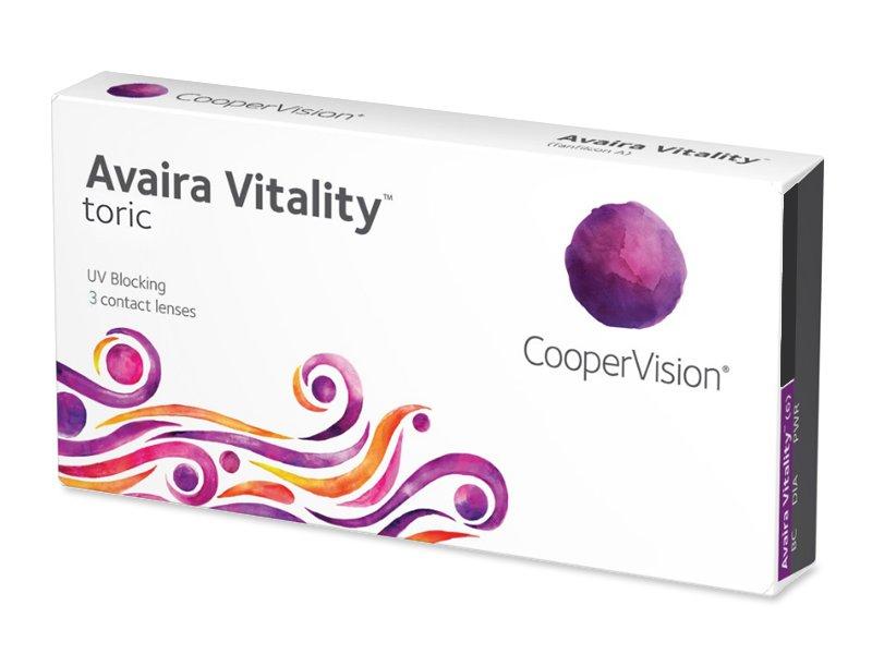 Avaira Vitality Toric (3 Linsen)