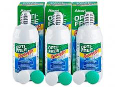 OPTI-FREE RepleniSH 3x300ml