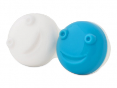 Ersatzgehäuse für vibrierenden Linsen-Behälter - blau
