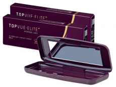 TopVue Elite+ (2 x 10 Linsen) + Fester Linsen-Behälter TopVue Elite
