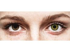 Air Optix Colors - Gemstone Green - mit Stärke (2Linsen)