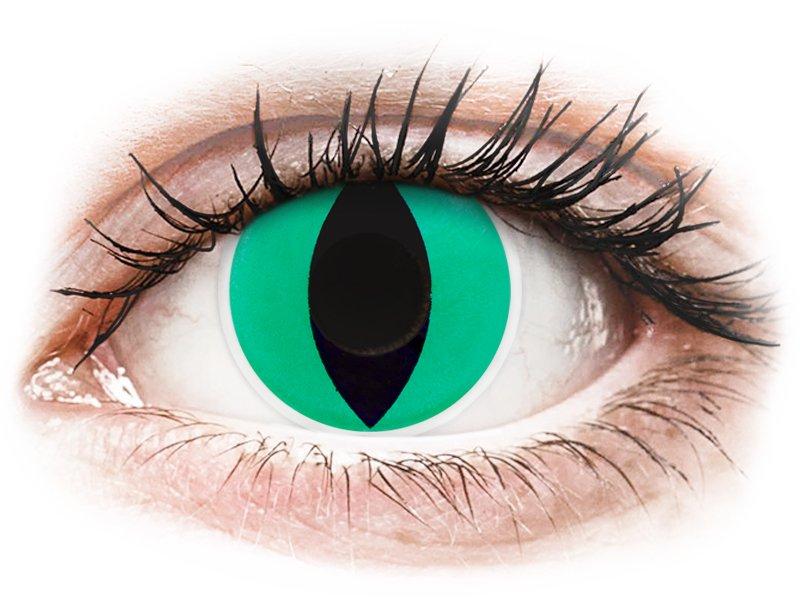 ColourVUE Crazy Lens - Anaconda - ohne Stärke (2 Linsen)