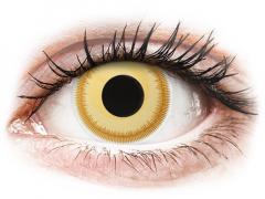 ColourVUE Crazy Lens - Avatar - ohne Stärke (2 Linsen)
