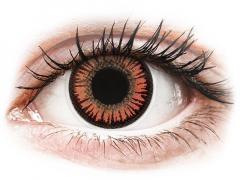 ColourVUE Crazy Lens - Vampire - ohne Stärke (2 Linsen)