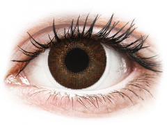 TopVue Color - Brown - ohne Stärke (2 Linsen)
