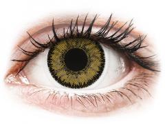 SofLens Natural Colors Dark Hazel - ohne Stärke (2 Linsen)