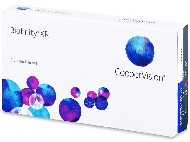 Biofinity XR (3Linsen)