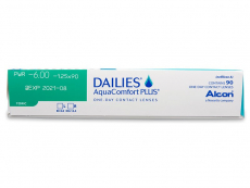 Dailies AquaComfort Plus Toric (90Linsen)