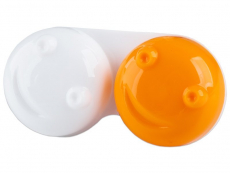 Behälter 3D - orange