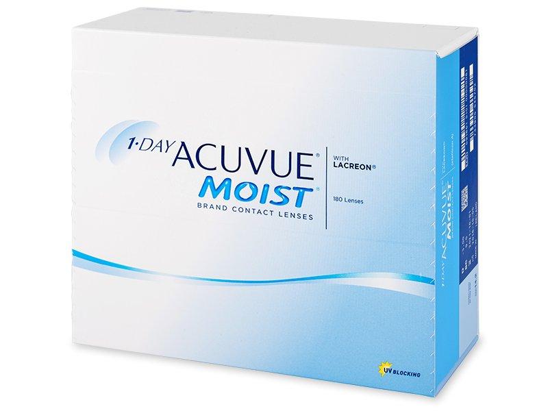 1 Day Acuvue Moist (180Linsen)
