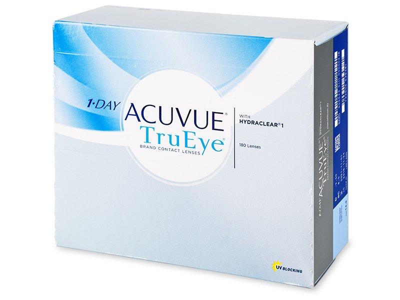 1 Day Acuvue TruEye (180Linsen)