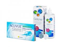 Acuvue Oasys for Presbyopia (6 Linsen) + Gelone 360 ml