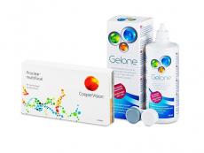 Proclear Multifocal (6 Linsen) + Gelone 360 ml