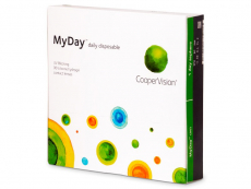MyDay Daily Disposable (90 Linsen)