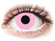 CRAZY LENS - Barbie Pink - Tageslinsen ohne Stärke (2 Linsen)