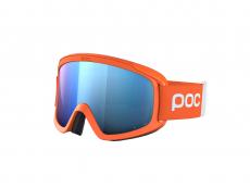 POC Opsin Clarity Comp Fluorescent Orange/Spektris Blue