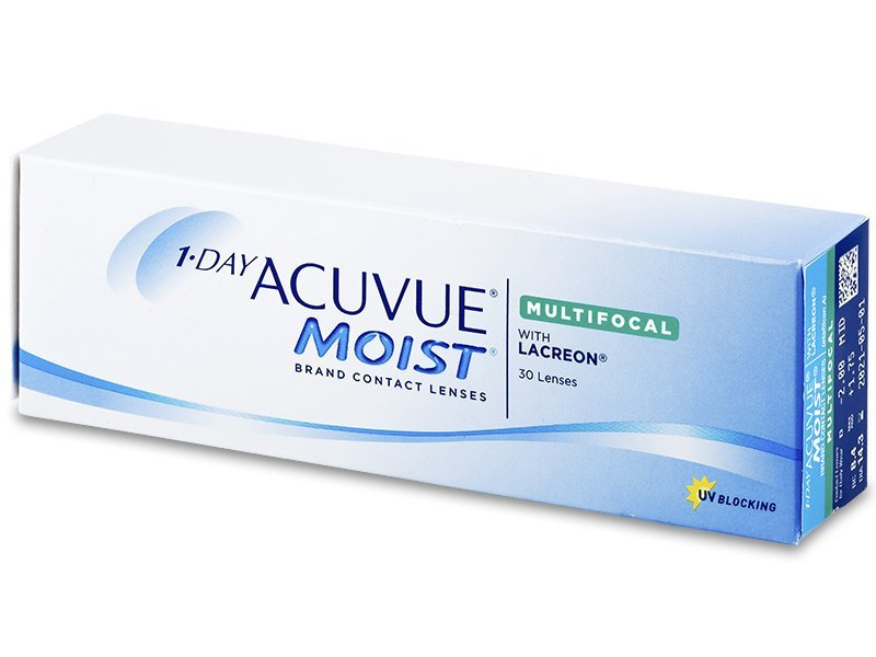 1 Day Acuvue Moist Multifocal (30 Linsen)