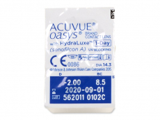 Acuvue Oasys 1-Day (30 Linsen)
