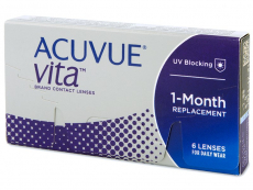 Acuvue Vita (6 Linsen)