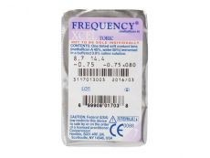 FREQUENCY XCEL TORIC (3Linsen)