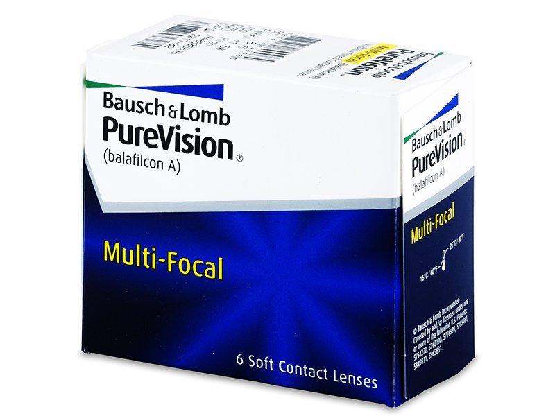 PureVision Multi-Focal (6Linsen)