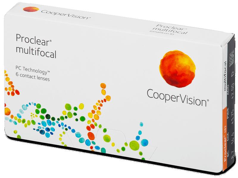 Proclear Multifocal (6Linsen)